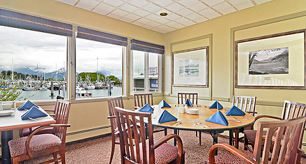 Best Western Valdez Harbor Inn - dining